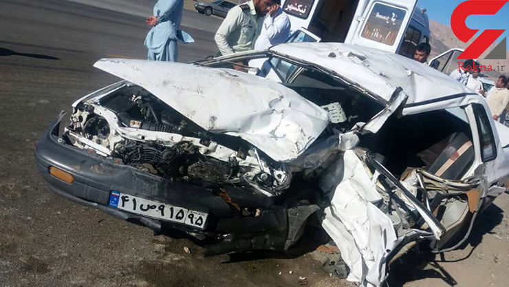 ۳کشته ومجروح در سانحه رانندگی+ عکس