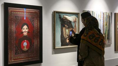 نگارخانه قدیمی شیراز بازگشایی شد