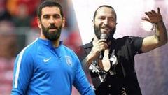 هفتتیرکشی آقای فوتبالیست برای خواننده مشهور +تصاویر دوربین مداربسته