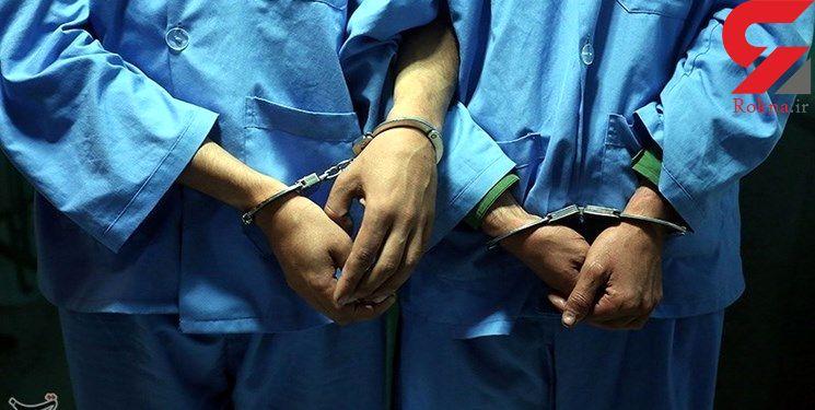 سارقان حرفه ای در اردبیل به 135 فقره سرقت اعتراف کردند