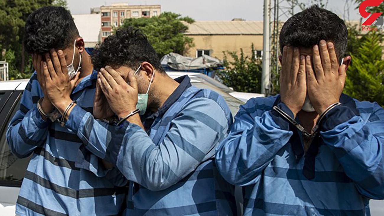 دستگیری3 قاچاقچی و کشف مهمات جنگی در سراوان