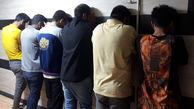 دزد شرکت نفت گچساران بازداشت شد