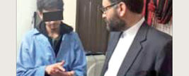 ابراهیم در زندان مشهد به دار آویخته شد / او عاشق زن متاهل شده بود + عکس