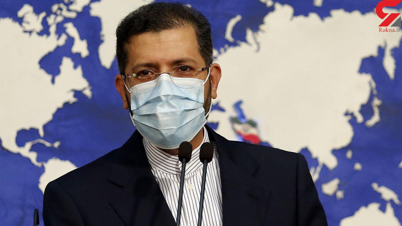 خطیب زاده خطاب به تروئیکا و اتحادیه اروپا: کمی دل و جرأت به خرج دهید