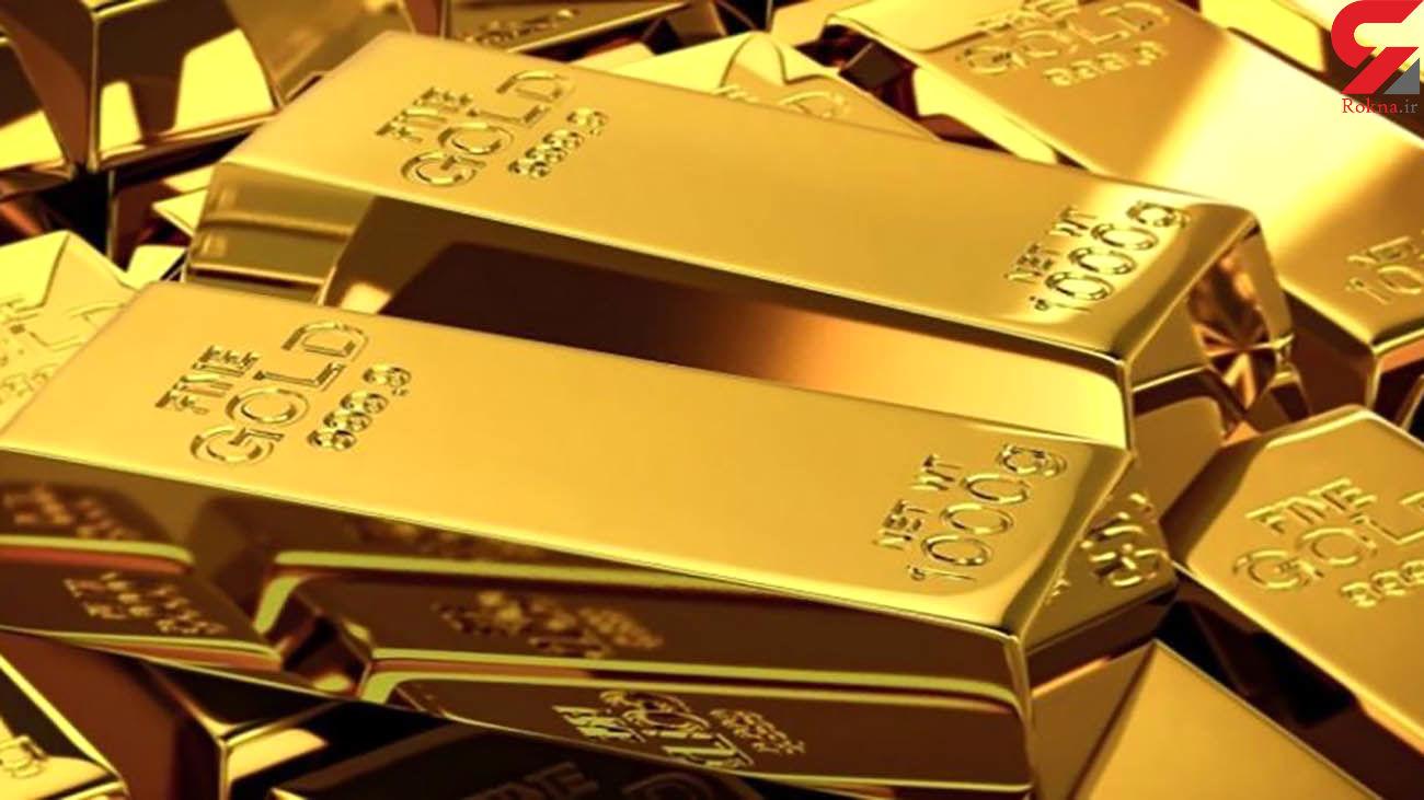 قیمت طلا امروز چهارشنبه 30 تیر