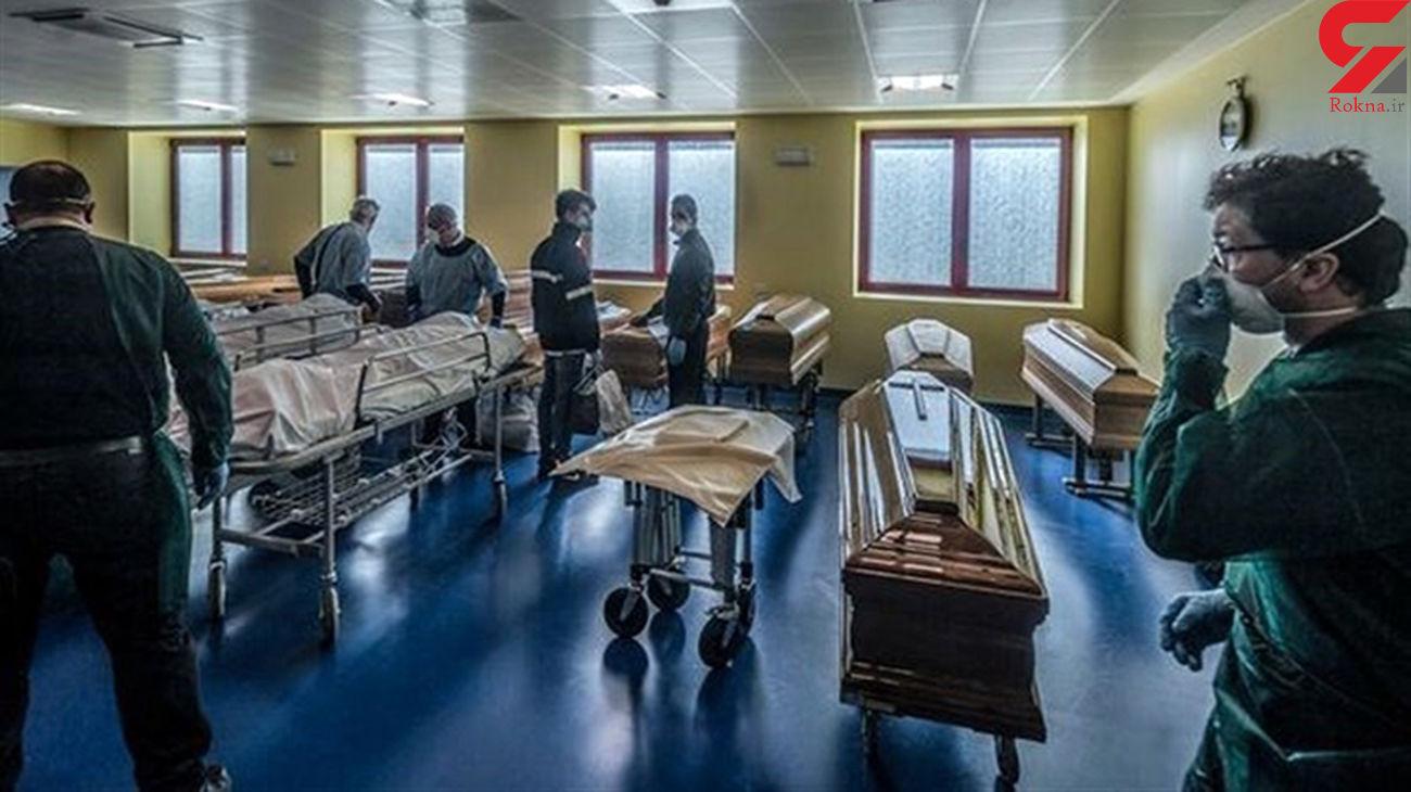 ایتالیا یک شبانهروز مرگبار دیگر را گذراند/ مرگ دستکم ۵۰ پزشک بر اثر ابتلا به کرونا