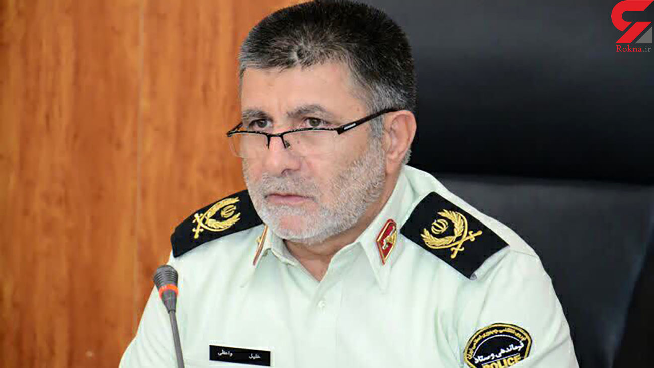 دستگیری 2 سارق مسلح بادام زمینی در بوشهر