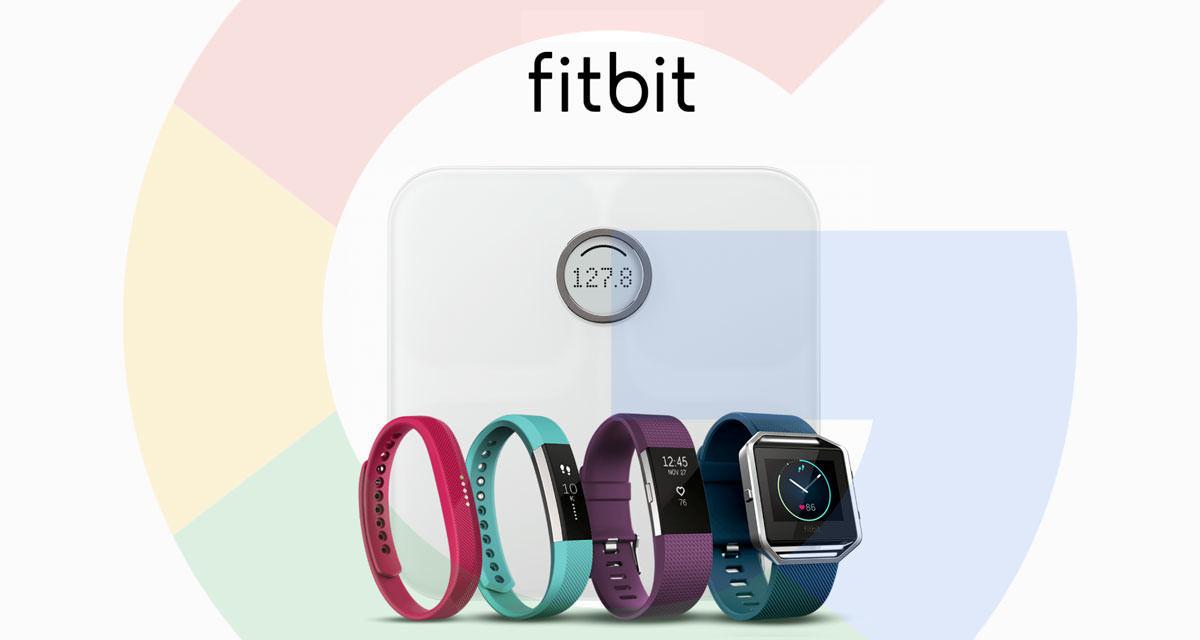 گوگل فیت بیت / google fitbit