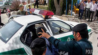 دستگیری سارق تابلوهای راهنمایی و رانندگی در آوج