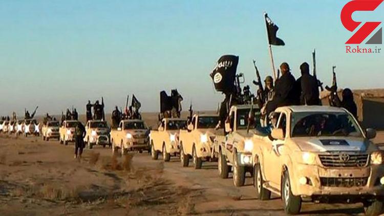 کشته شدن 5 تروریست و نابودی 3 مقر داعش در کرکوک