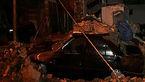 انفجار یک واحد مسکونی در گرگان +عکس
