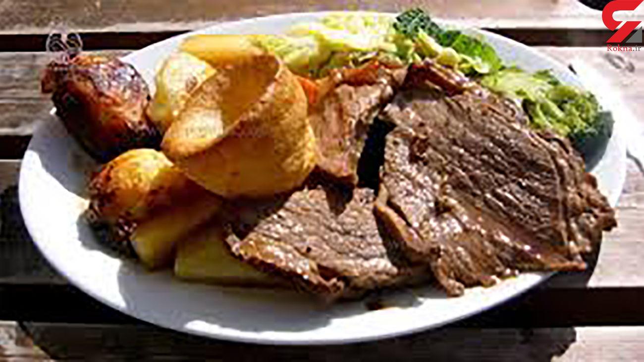 گوشت گاو نخورید اگر درد عضله دارید
