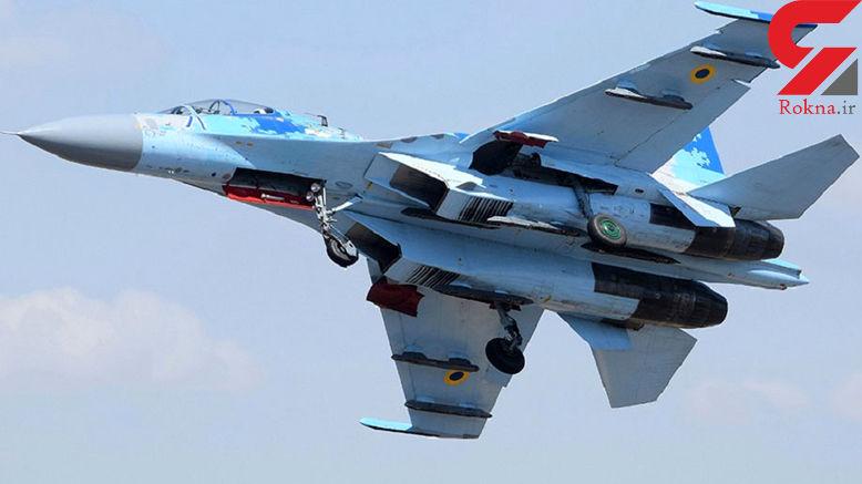 یک جت جنگنده نیروی دریایی سقوط کرد / در چین رخ داد