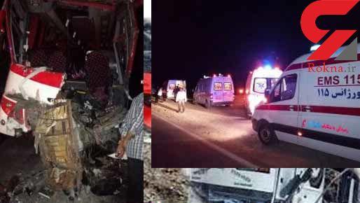 3 نفر زنده زنده در آتش پراید سوختند / در یاسوج رخ داد
