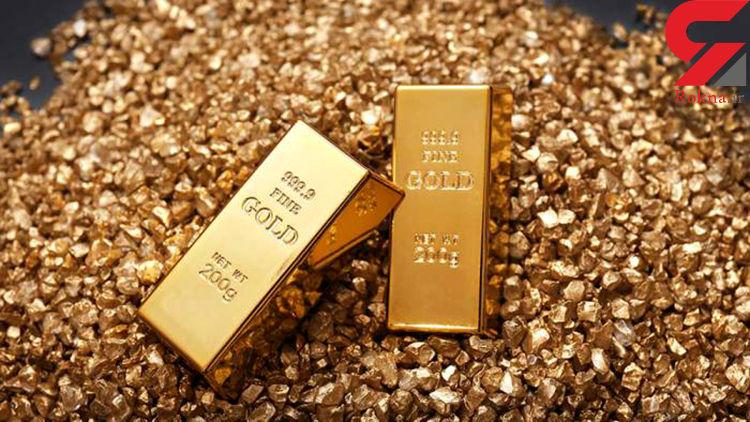 قیمت جهانی طلا (۹۸/۱۰/۲۵)