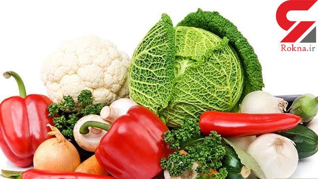 سبزیجات و صیفیجات زیر۳ هزار تومان در میادین میوه و ترهبار