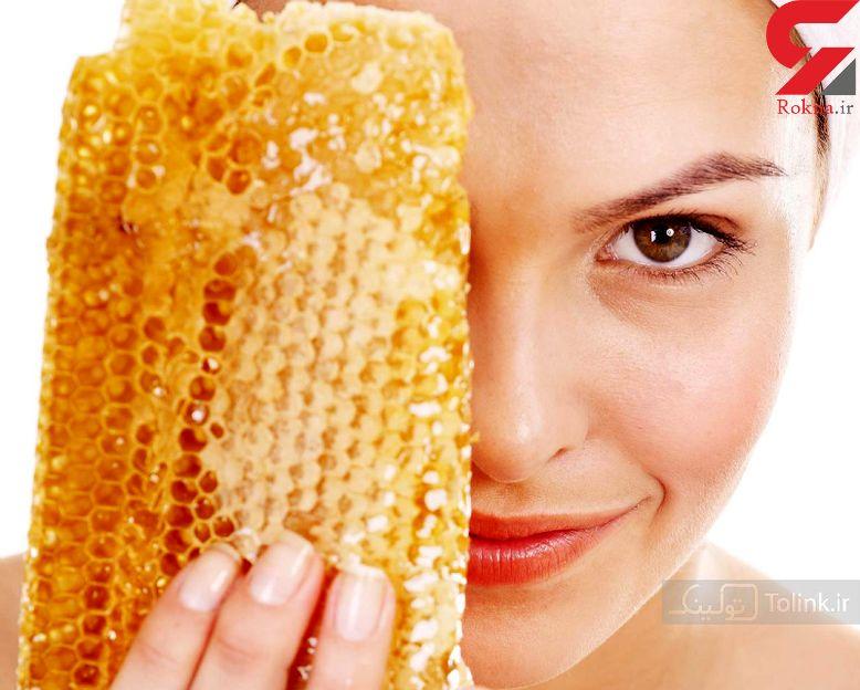 تاثیر شگفت انگیز ماسک عسل برای پوست