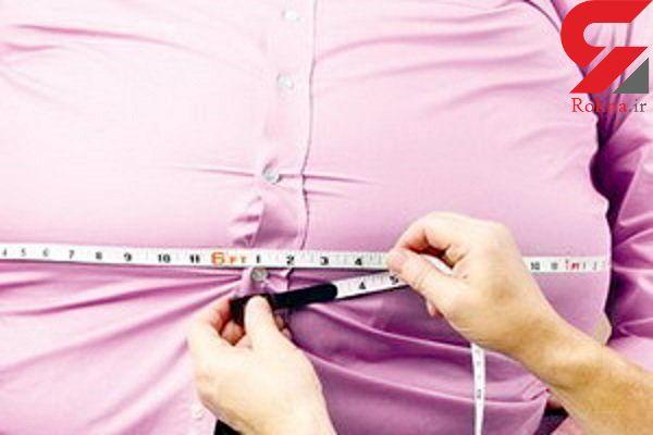 کبد چرب در افراد چاق شایع تر است/2 شرط کنترل چاقی