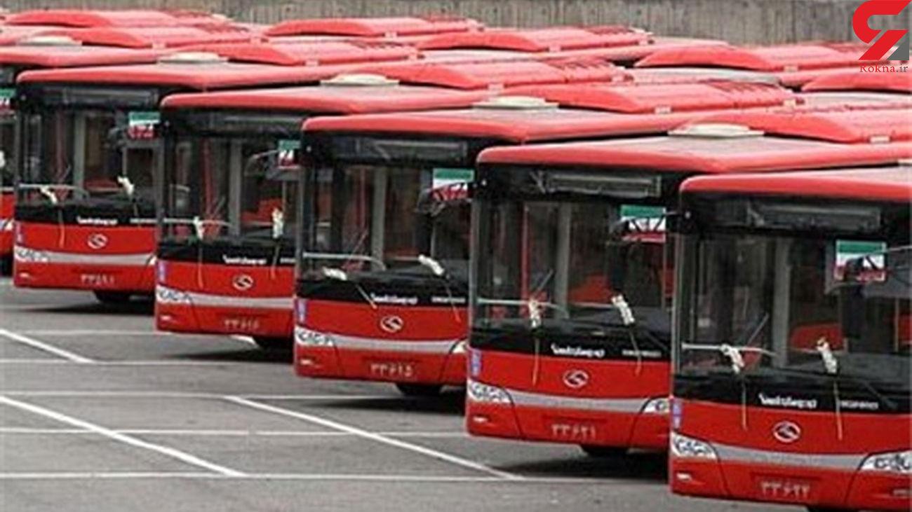 نکات طلایی پیشگیری از کرونا در اتوبوس های شهری + اینفوگرافی