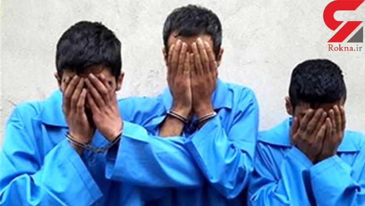 دزدان لاکچری زعفرانیه و لواسان چه سرقت می کردند ؟!