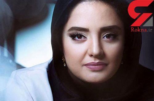 عکس لورفته از نرگس محمدی بازیگر سریال ستایش و بازیگر مرد