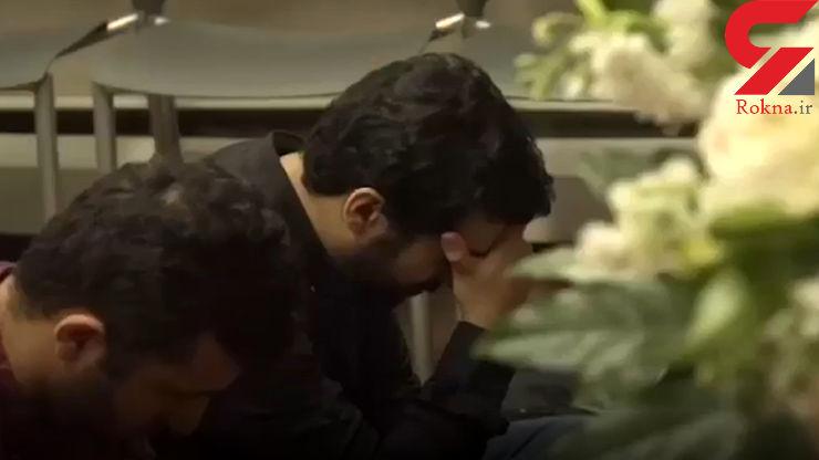فیلم / حال و هوای دوستان دانشجوهای جانباخته هواپیمای اوکراین در تورنتو