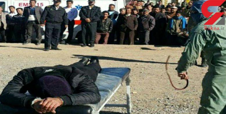 شلاق در ملاعام بخاطر اقدام زشت در اورژانس بیمارستان امام رضا(ع) + عکس