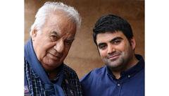 بیقراری پسر «ناصر ملک مطیعی» برای از دست دادن پدر هنرمندش
