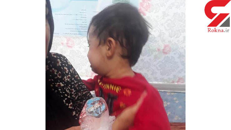 راز گریه های بی امان یک کودک در کهگیلویه / او چه چیزی را بلعیده بود؟+ عکس