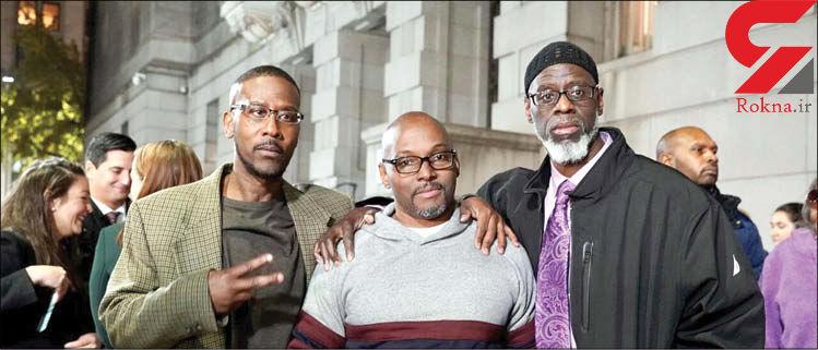 تبرئه و آزادی 3 متهم به قتل بعد از ۳۶ سال / آمریکا+عکس