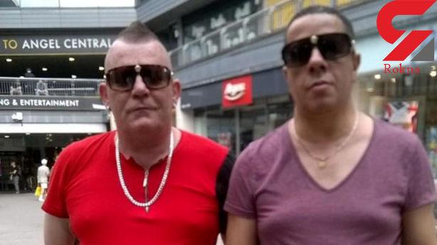 آزار و اذیت وحشیانه دو مرد که آرایش دخترانه داشتند! / ما را به یک زیر زمین بردند + عکس