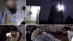 فیلم لحظه ربودن 12 مرزبانان ایرانی به دست گروهک تروریستی جیش العدل+ تصاویر
