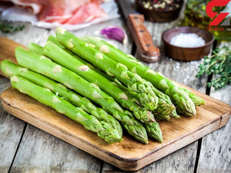 درمان نفخ شکم /آشتی با سبزیجات مفید