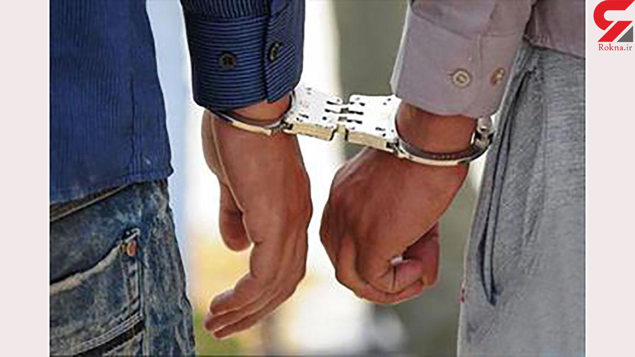 دستگیری سارقان ساختمانهای نیمه کاره دماوند