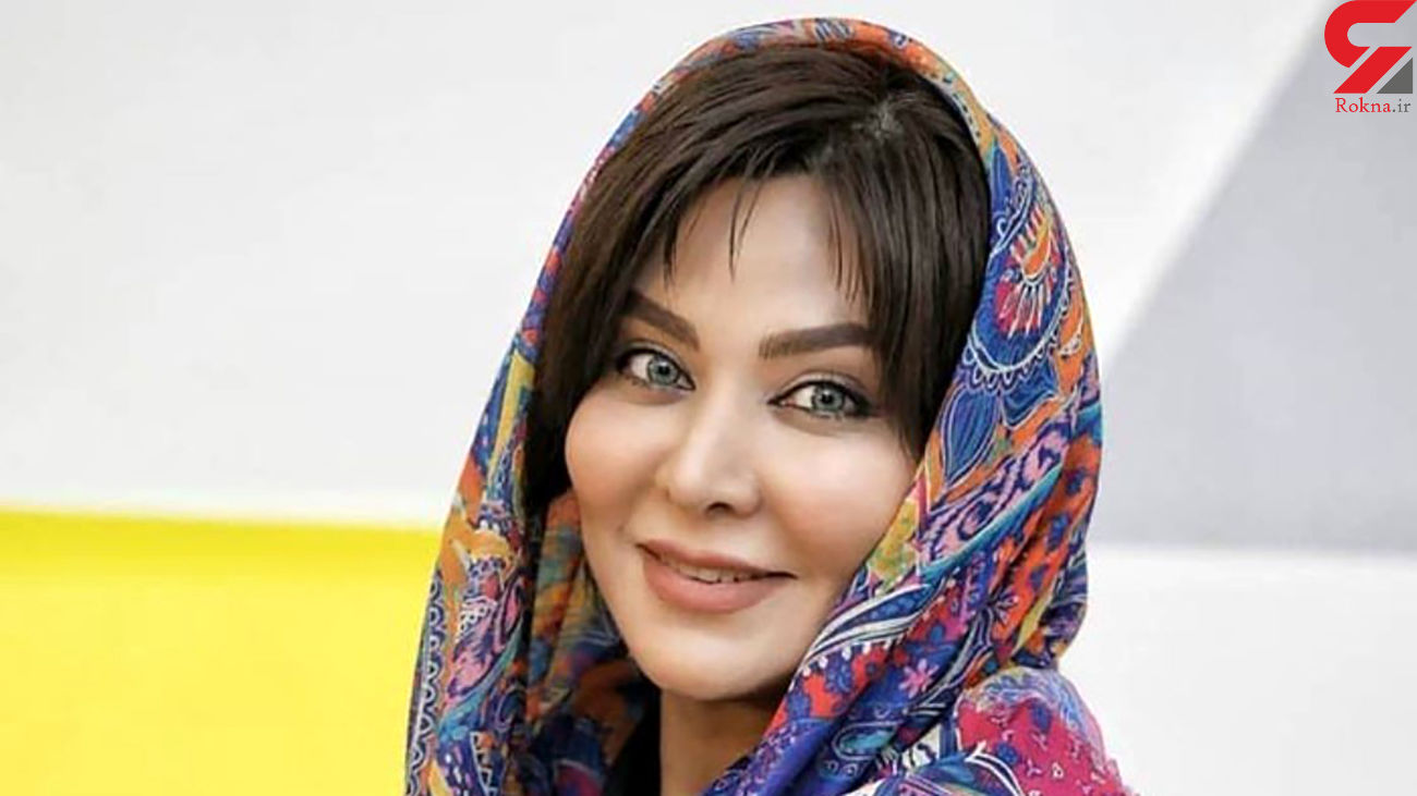 زیبایی چشمگیر خواهر فقیه سلطانی خانم بازیگر ایرانی  + عکس