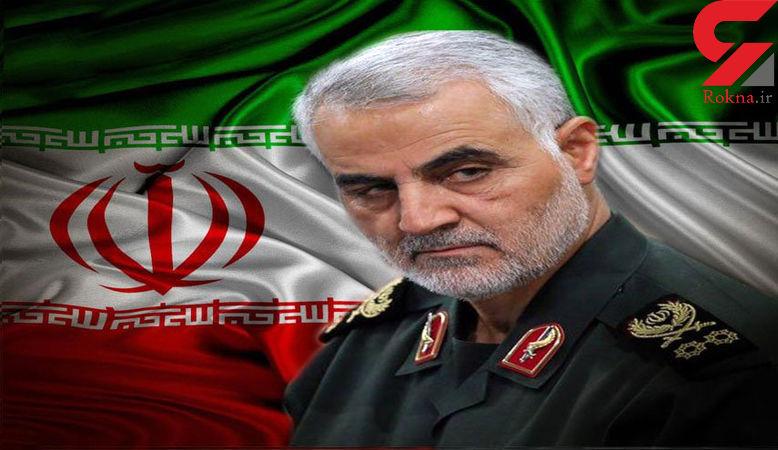 پیام تسلیت سردار سلیمانی در پی درگذشت مادر فرمانده فقید حزبالله