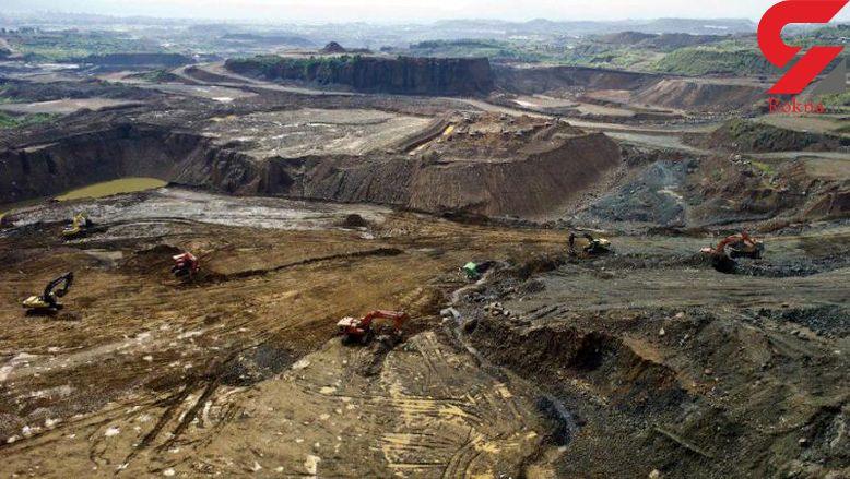 14 کشته بر اثر ریزش معدن