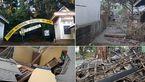 افزایش آمار قربانیان زلزله اندونزی + عکس