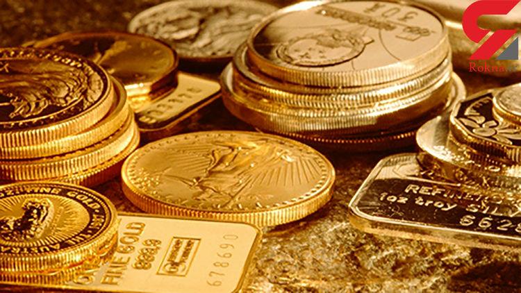 قیمت طلا به کجا رسید؟ امروز ۲۰ دی