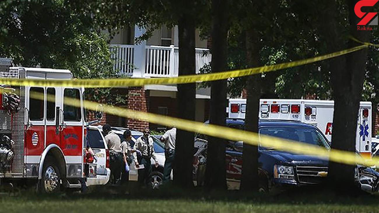 پدیده تیراندازیهای جمعی مرگبار در محلهای کار در آمریکا