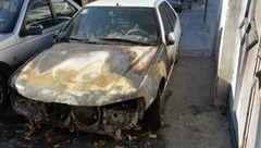 دستگیری مرد شیشه ای که در عبدل آباد تهران خودروها را آتش می زد + عکس