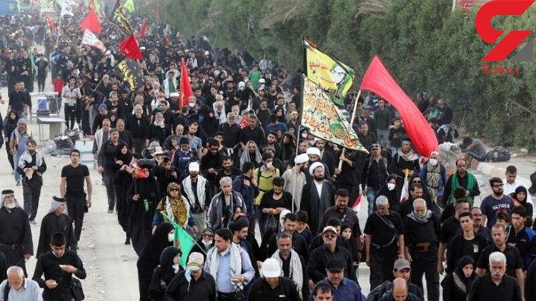 جزییات و علت مرگ ۶۵ ایرانی در پیاده روی اربعین