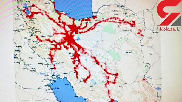 ۳ فرضیه وحشتناک دانشگاه شریف: مرگ حداقل ۱۱۰ هزار و حداکثر ۳ و نیم میلیون ایرانی با کرونا