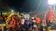 At least 12 lives lost in lanslide in Indonesia