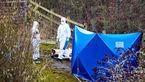 در جست و جوی سگ گمشده بودند که جنازه ای پیدا شد