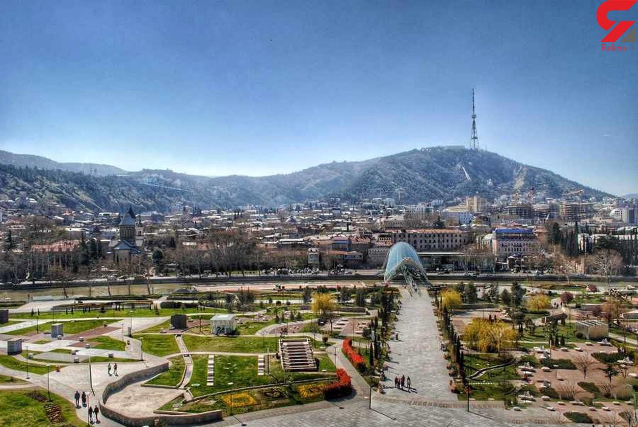 لغو پرواز تهران به تفلیس برای سومین بار
