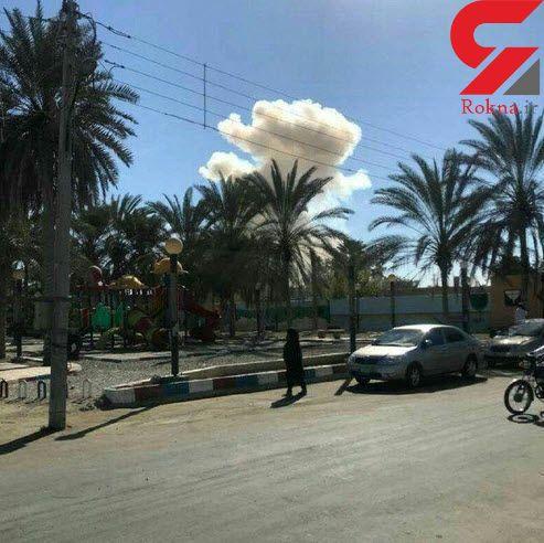 نیروی انتظامی، اقدام کور تروریستی چابهار را محکوم کرد + عکس