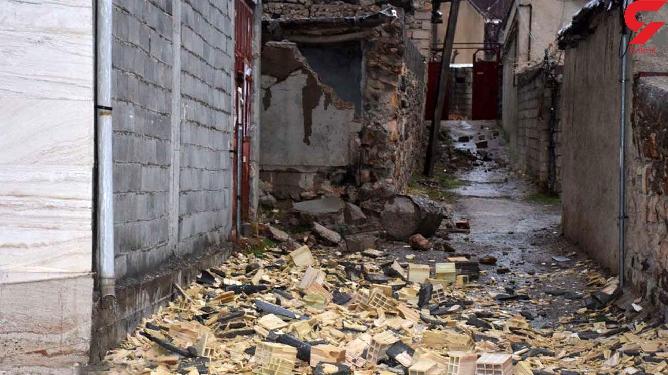 آخرین میزان خسارت ها در زلزله سی سخت اعلام شد/ 3 هزار و 700 واحد مسکونی آسیب دیدند