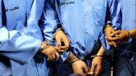انهدام باند سرقت پارچه در جنوب تهران