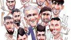 نقطه برتری تیم ملی ایران در جام جهانی 2018
